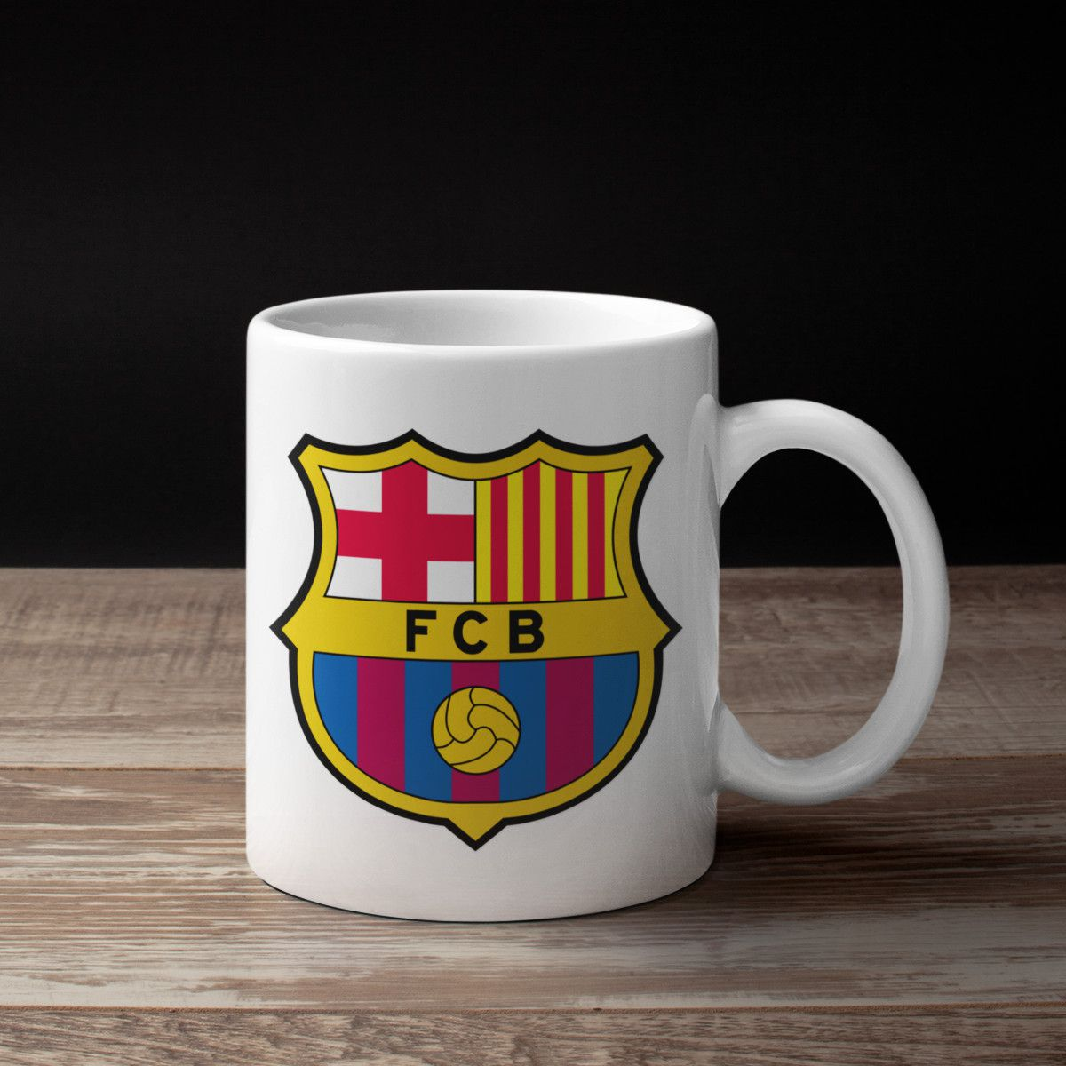 FC Barcelona Stadion Tasse